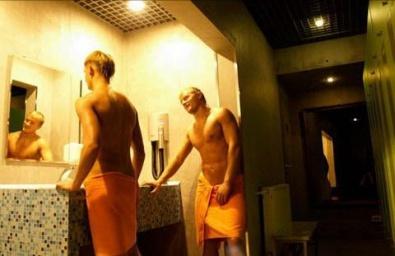 Сауна гей массаж