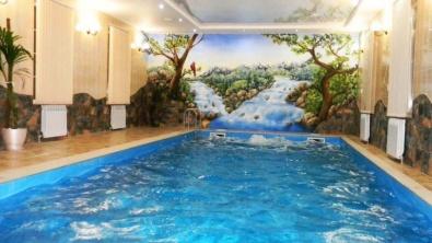 Русская баня белгород