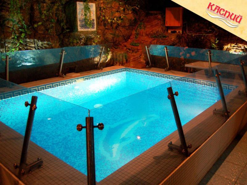 Сауна в королеве с бассейном